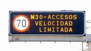 Activación del escenario II del protocolo por alta contaminación en la almendra central de Madrid.
