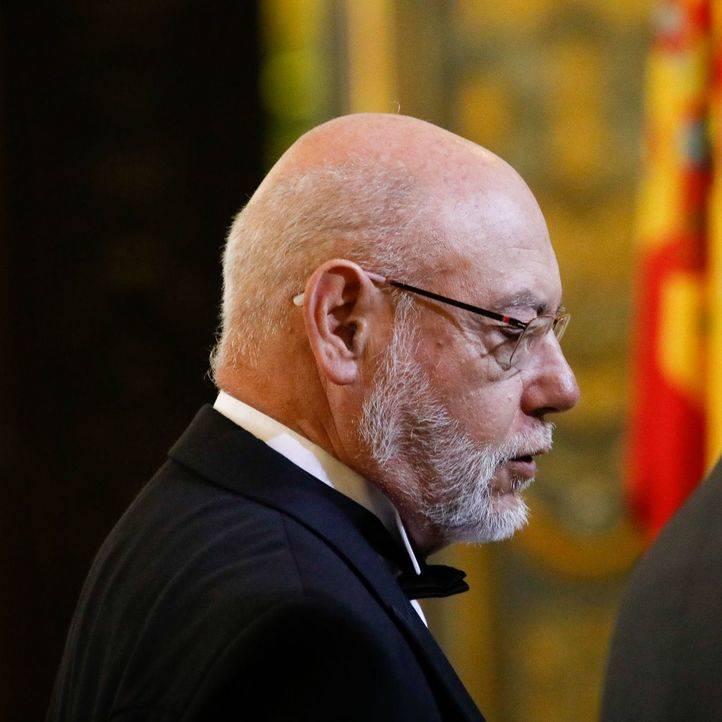 Muere el fiscal general del Estado