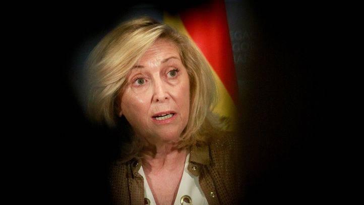 Concepción Dancausa, delegada de Gobierno en Madrid