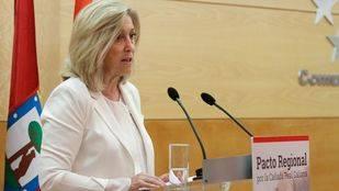 La delegada del Gobierno en Madrid, Concepción Dancausa