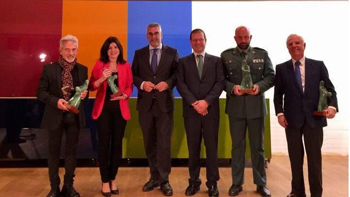 Premiados la Fundación Real Madrid, EMUME, RNE y Víctor Ullate