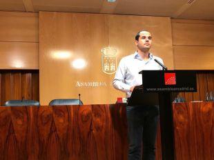 Ignacio Aguado, portavoz de Ciudadanos en la Asamblea de Madrid.