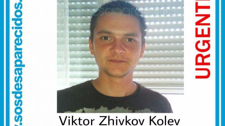 Desaparecido un joven de 25 años en Getafe