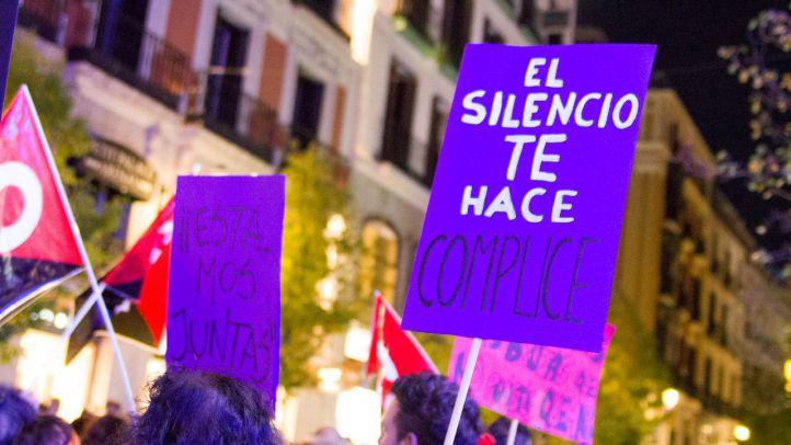 La violencia machista cuadruplica las asesinadas en Madrid