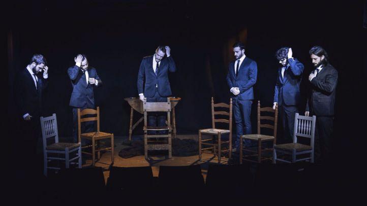 'La Casa de Bernarda Alba' en la Encina Teatro