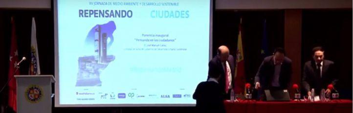 XV Jornada de Medio Ambiente y Desarrollo Sostenible. Repensando las ciudades.