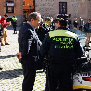 El Ayuntamiento se persona en el proceso penal por el chat policial de los insultos