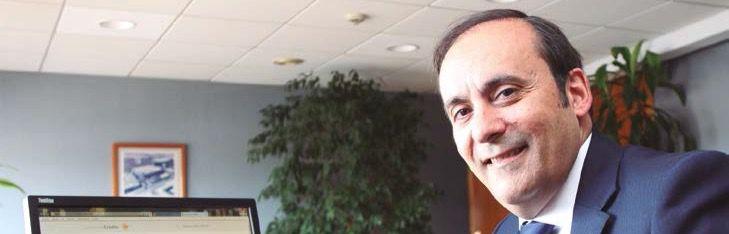 Eduardo Pastor, Vicepresidente de la Cámara de Comercio, Industria y Servicios de Madrid.