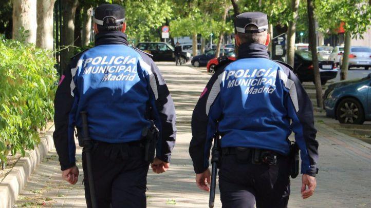 Retirada de placa a los policías que insultaron a Carmena