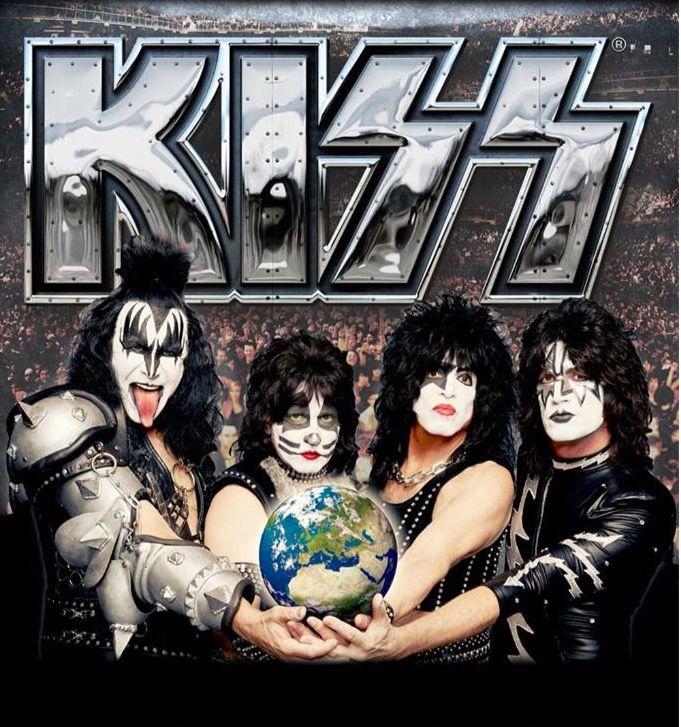 Kiss actuará en Madrid en julio