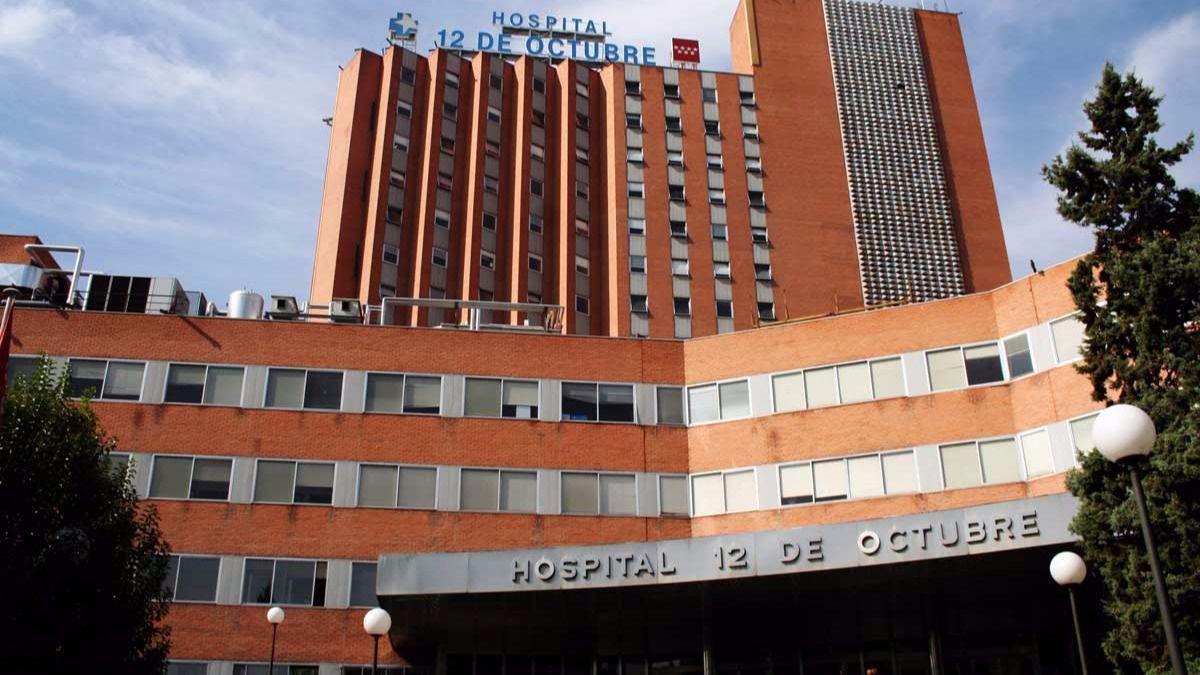Detenido tras una persecuci n policial tras el robo de un for Hospital de dia madrid