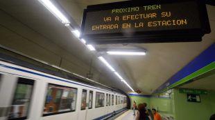 Metro de Madrid también se apunta al 'Black Friday'