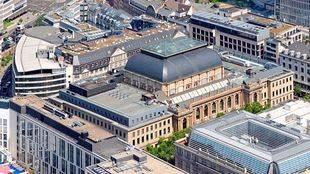 De las ferias medievales a los grandes parqués: Bolsa de Frankfurt
