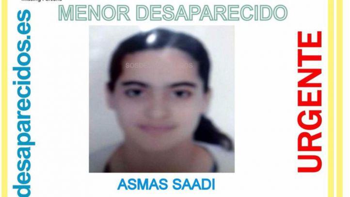 Denunciada la desaparición de una menor en Alcorcón