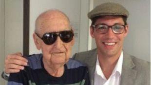 """La bonita iniciativa de """"adoptar"""" un abuelo"""