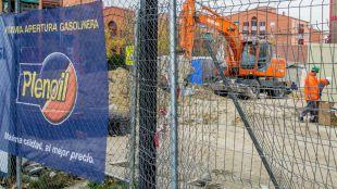 San Fermín, contra la construcción de su quinta gasolinera