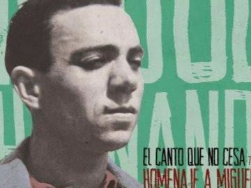 'El canto que no cesa', un disco homenaje al poeta