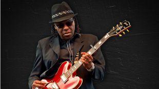 Joe Louis, uno de los grandes de blues eléctrico