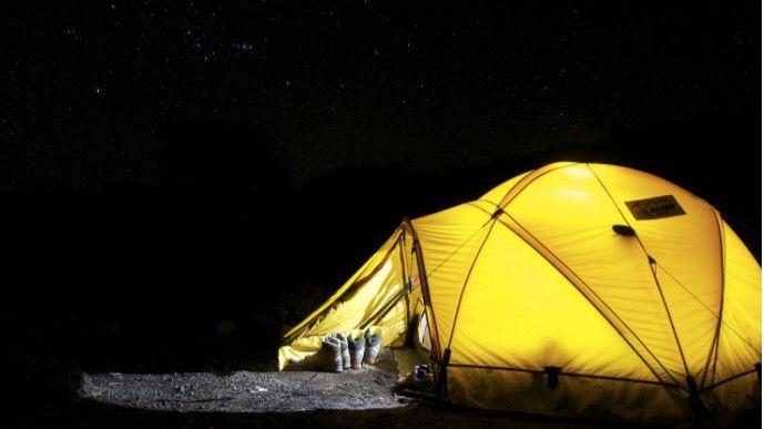 Ir de camping: una alternativa vacacional en auge