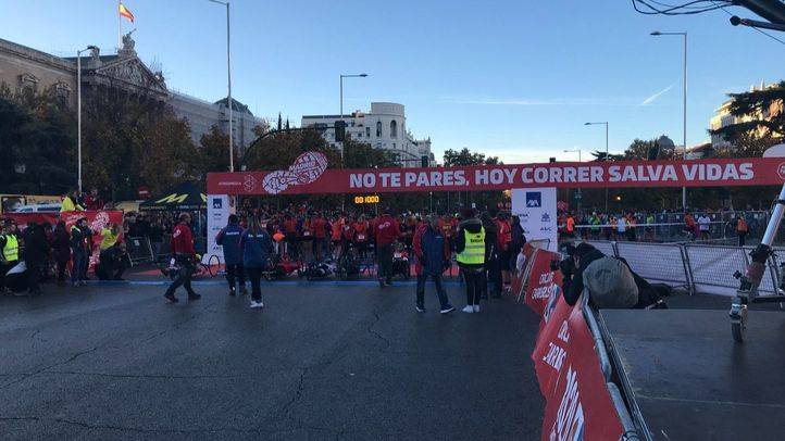 Madrid acoge la IX carrera 'Ponle Freno'