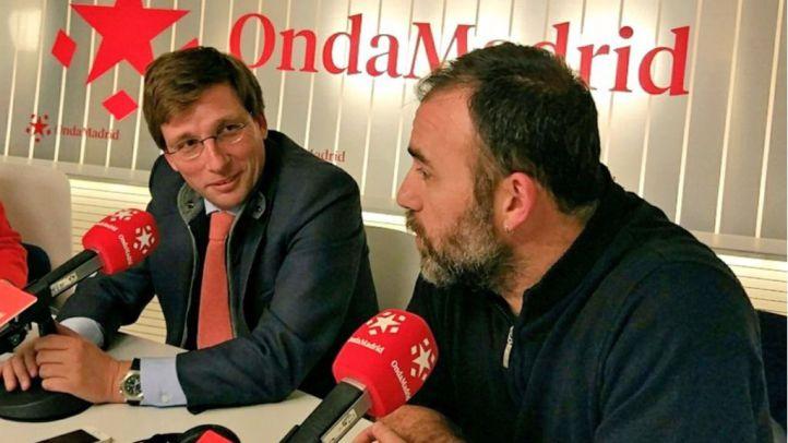 Martínez-Almeida felicita a Murgui por el acuerdo de realojo de la Cañada
