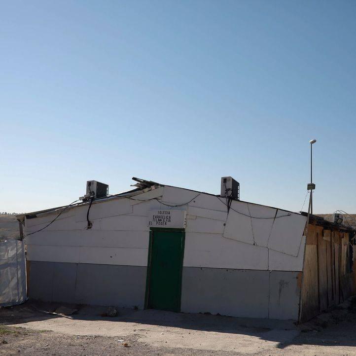 Acuerdo para 'repartir' 150 familias de la Cañada