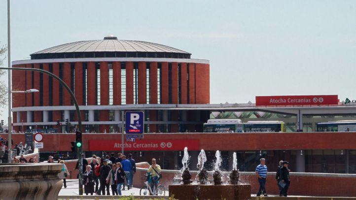 Estación de Puerta de Atocha.