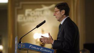 Goirigolzarri cree que el mercado espera la privatización de Bankia