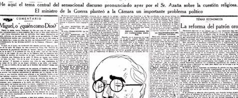 Diario 'El Sol', el periódico de las élites