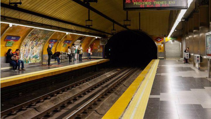Interrumpido hasta fin de servicio un tramo de la Línea 9 de Metro