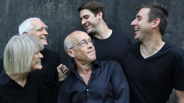 Douglas & Chet conforman un quinteto genial