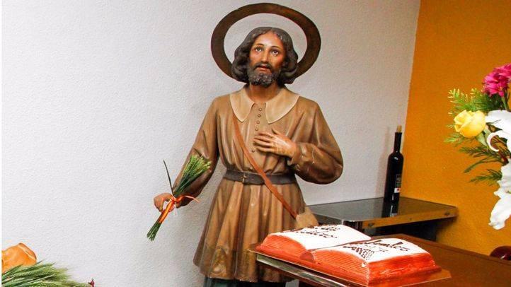 El día en que colgó el arado el 'incorruptible' San Isidro