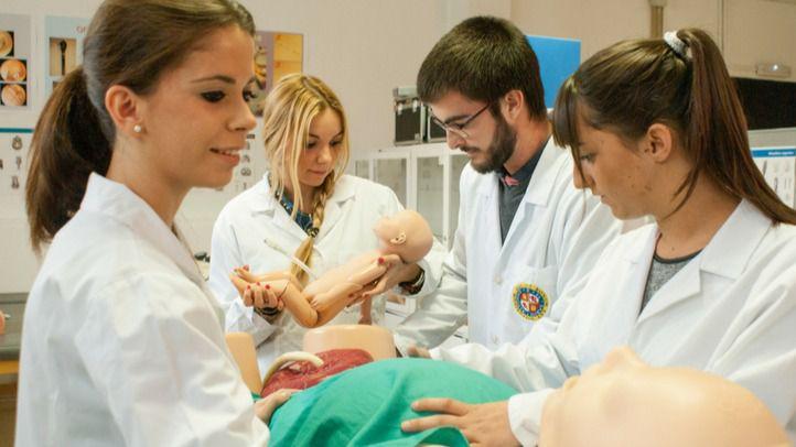 La UAX, a punto de inaugurar un Hospital Simulado que emula un entorno real