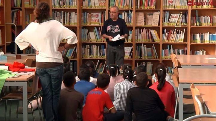 Fomento a la lectura en Casa San Cristóbal