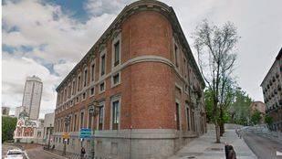 Palacio del Marqués de Grimaldi, actual Centro de Estudios Políticos y Constitucionales