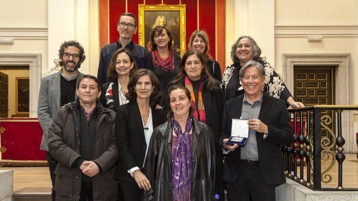 Acto de entrega de la 3ª edición de los Premios de Arquitectura Española Internacional y las Medallas CSCAE 2017