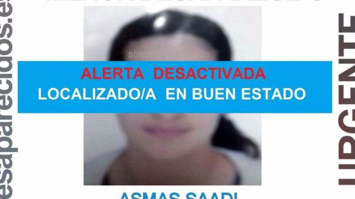 Localizada la menor desaparecida en Alcorcón