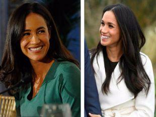 El parecido entre Villacís y Meghan Markle, 'trendic topic'