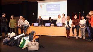 Encierro del Gobierno de Rivas-Vaciamadrid.