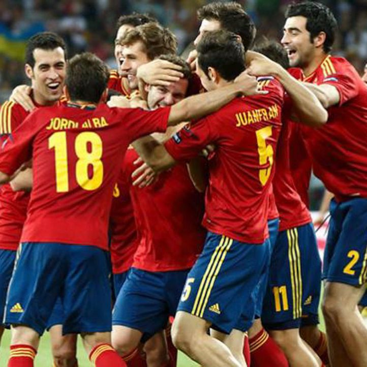 España debutará ante Portugal el 15 de junio en Rusia