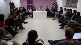 Podemos suspende a los ediles de Somos Alcalá investigados