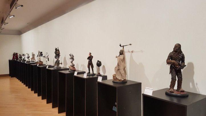Exposición de 'Star Wars' en Alcalá de Henares