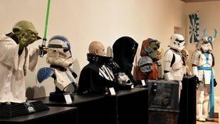 Alcalá acoge más de 1.000 piezas del universo Star Wars