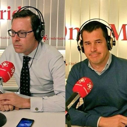 Metro y Cercanías, principal debate entre Serrano y Segovia