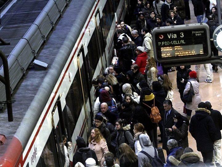 La estación de Sol de Cercanías cerrará por obras la madrugada del 7 de diciembre
