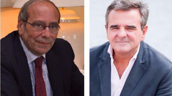 Narciso de Foxá y Manuel Robles, en Onda Madrid