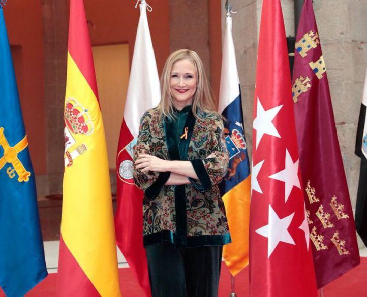 Cifuentes pide que País Vasco y Navarra den al fondo de solidaridad