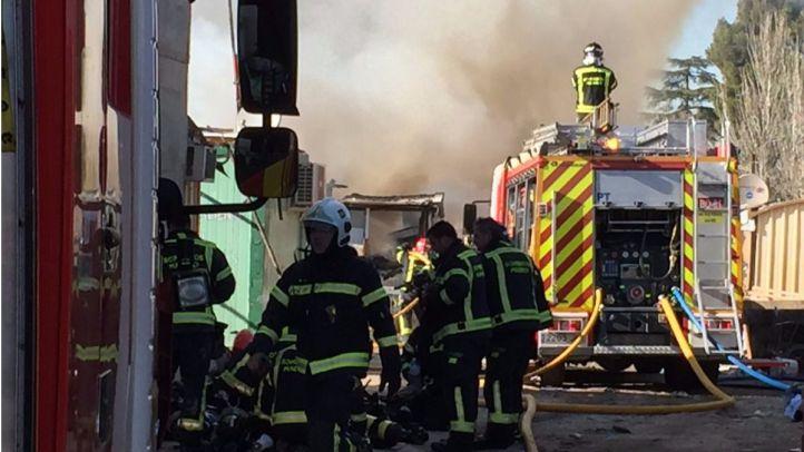 Madrid busca una alternativa a los afectados de La Cañada