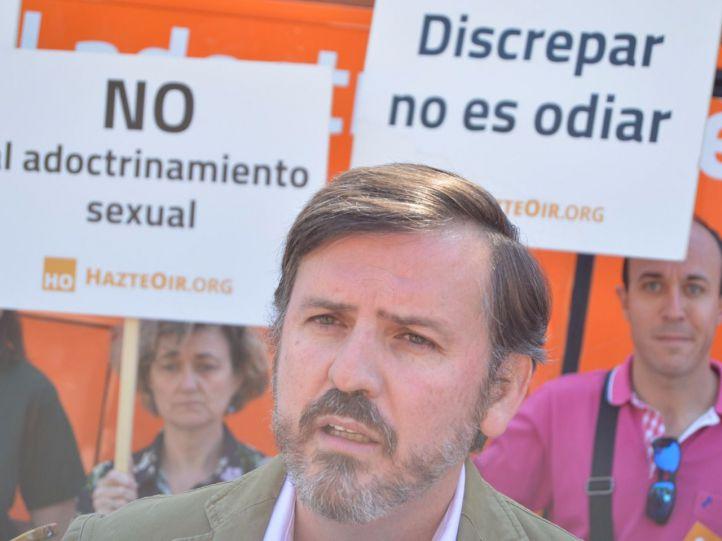 Hazte Oír 'objetará' para no pagar una multa por vejar al colectivo LGTBI