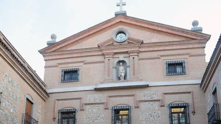 Iglesia de San Ginés.